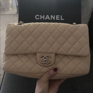 Chanel Double Flap Classic Bag